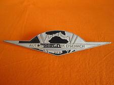 Vintage Wartburg emblem LOGO DDR GDR Eisenacher Automobilwerk 70s-80s. metal