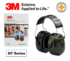3M Peltor Earmuffs - H7 series - Deluxe Performance ** Class 5 ** 30dB ** H7A