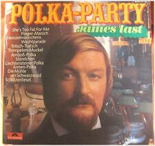 James Last, Polka Party, VG/VG,  LP (3630)