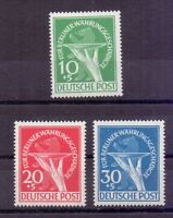 Berlin 1949 - Währungsgesch.- MiNr. 68/70 postfrisch**- Michel 350,00 € (250)