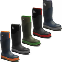 Dickies Landmaster Pro Safety Wellingtons Waterproof Steel Toe Cap Boots UK6-12