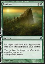 Restore // Presque comme neuf // Commandant 2013 // Engl. // Magic the Gathering
