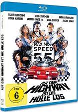 Auf dem Highway ist die Hölle los (Burt Reynolds) Blu-ray Disc NEU + OVP!