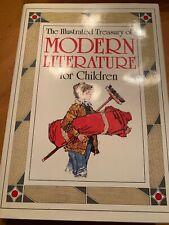 The Illustrated Treasury of Modern Literature for Children Hamlyn 1985 Book