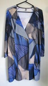 MOTTO - gorgeous coat style dress size 16 - new condition