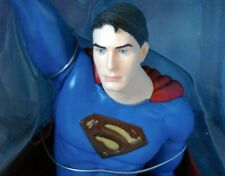 DC Direct SUPERMAN RETURNS Mini-Bust Statue NIB 2006 Comic Best Buy Exclusive
