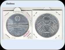 10 EUROS DE PLATA AÑO 2006  PORTUGAL  ( MB8955 )