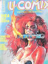 U-COMIX Heft # 137 ( Alpha Comic Verlag )