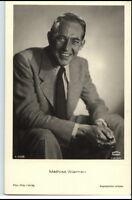 ~ 1950/60 Porträt-AK Film Bühne Theater Schauspieler Bavaria MATHIAS WIEMANN