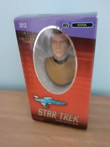 Sideshow Collectibles Star Trek Limited Edition Polystone Bust - Kirk