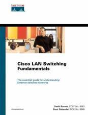 CISCO LAN SWITCHING FUNDAMENTALS By Basir Sakandar - Hardcover **Brand New**