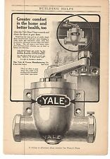 1916 Yale & Towne Manufacturing Company Advertisment