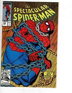Spectacular Spider-Man #145 Comic Book JC Penney Reprint Variant! VF/NM 1988