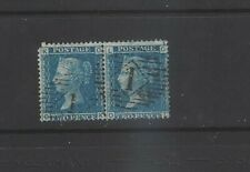 SG 45 2d Blue Plate 7 used