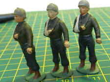 Vintage 'Original' Charbens & Co Lead Soldiers, Walking wounded soldiers 3no.