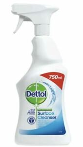 1,2 ,4 X 750ml Dettol Antibacterial Multi Surface Cleaner Spray - FREE DELIVERY