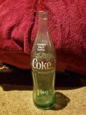 Vintage Coca Cola Coke Bottle 26 fl oz Berlin, PA Green Glass