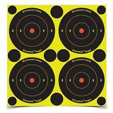 "Birchwood Casey 240 Pack Shoot-N-C 3"" Targets Air Rifle Pistol 177 22 Shooting"