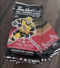 2020-21 UD Tim Hortons Hockey - 10 Packs