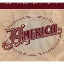 America - An Introduction To America [New CD]