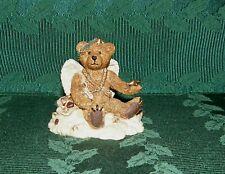 Boyds Bears Clarence Angel Bear Figurine