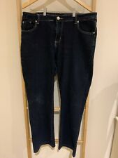 CITY CHIC  DENIM JEANS- SIZE 16