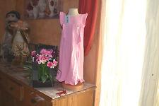 ROBE neuve tartine et chocolat  6 ans rose froufrou perle brelogues