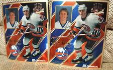 Mike Bossy New York Islanders Retirement Night # 22 SGA Photo Nassau Coliseum