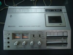 Philips - N2536 / 00 - Cassette player WORKING!