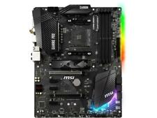 MSI PERFORMANCE GAMING B450 GAMING PRO CARBON AC AM4 AMD B450 SATA 6Gb/s USB 3.1