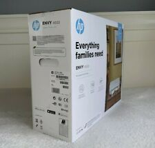 HP Envy 6022 Wireless Inkjet Printer & 3 Months Instant Ink✅New,Sealed ,Office