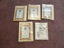 Collectible Guardian Angel Cards w/Pins Birth Month Jan Feb Apr-2 Get Set 5 Pkg