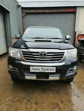 TOYOTA HILUX INVINCIBLE DOUBLE CAB 3.0 D4-D BREAKING SPARE PARTS ONLY REF 162