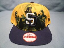 new arrival 07852 eb2aa New Era 9Fifty San Diego Padres Shadow Front Snapback NEW hat cap Star Wars  SD
