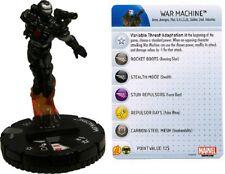 Marvel Heroclix Invencible Iron Man - #029a máquina de guerra