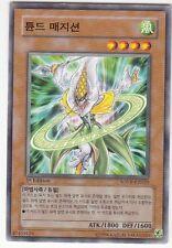 YU-GI-OH Abgestimmter Magier Common koreanisch