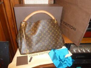Authentic Louis Vuitton Monogram Handbag, Full SET! Box, shpng/dust Bags, tags!