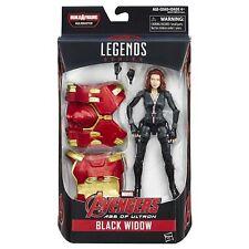 "MARVEL LEGENDS BAF (HULKBUSTER) SERIES 6"" ACTION FIGURE - Black Widow (Avengers)"