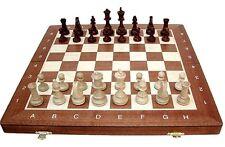 Chess; tournament - Chess Staunton no. 4, Wood, NEW