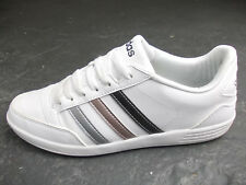 ADIDAS Hoops Stan Smith Superstar 40/41 BIANCO NERO ARGENTO RAME COME NUOVO