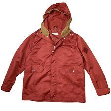Bally Switzerland Windbreaker Hooded Jacket Men's 48 / 38 /