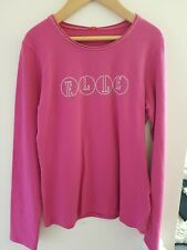 Elle Girls Pink Long Sleave TShirt Size 10yrs - New with Tags