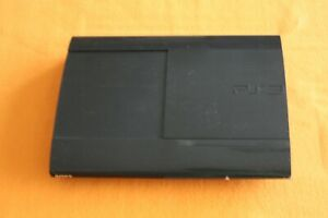 Sony Playstation 3 schwarz super slim Mod Cech-4004 A nur die Konsole