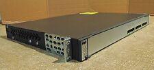 Cisco 3750G-12S-E (Catalyst WS-C3750G-12S-E) with Brackets & 12x 1Gb SFP Ports