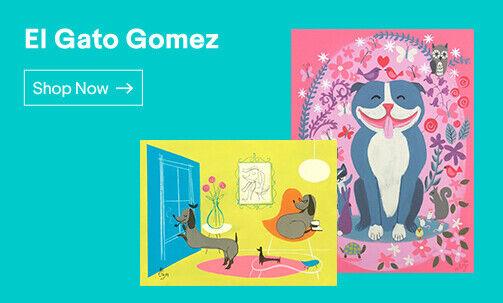 Shop Featured Seller El Gato Gomez