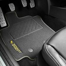 Genuine Clio III 2005-2012 RS Carpet Mats Renaultsport