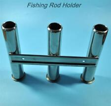 3 Rod Rack 316 Stainless Steel Rod Holder Storage Rod Boat Fishing Rod