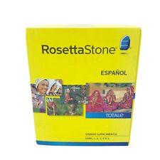 Rosetta Stone Spanish (Latin American)