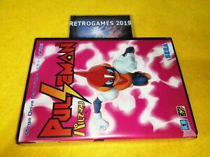 PULSEMAN Sega Mega Drive / Genesis Game