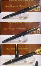stilografica RedStar Vintage 1945 fountain pen button-filler Nib Fine